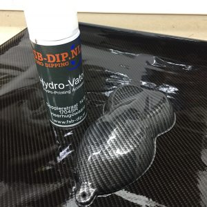 fsb-dip.nl Hydrodipping hobby kit carbon