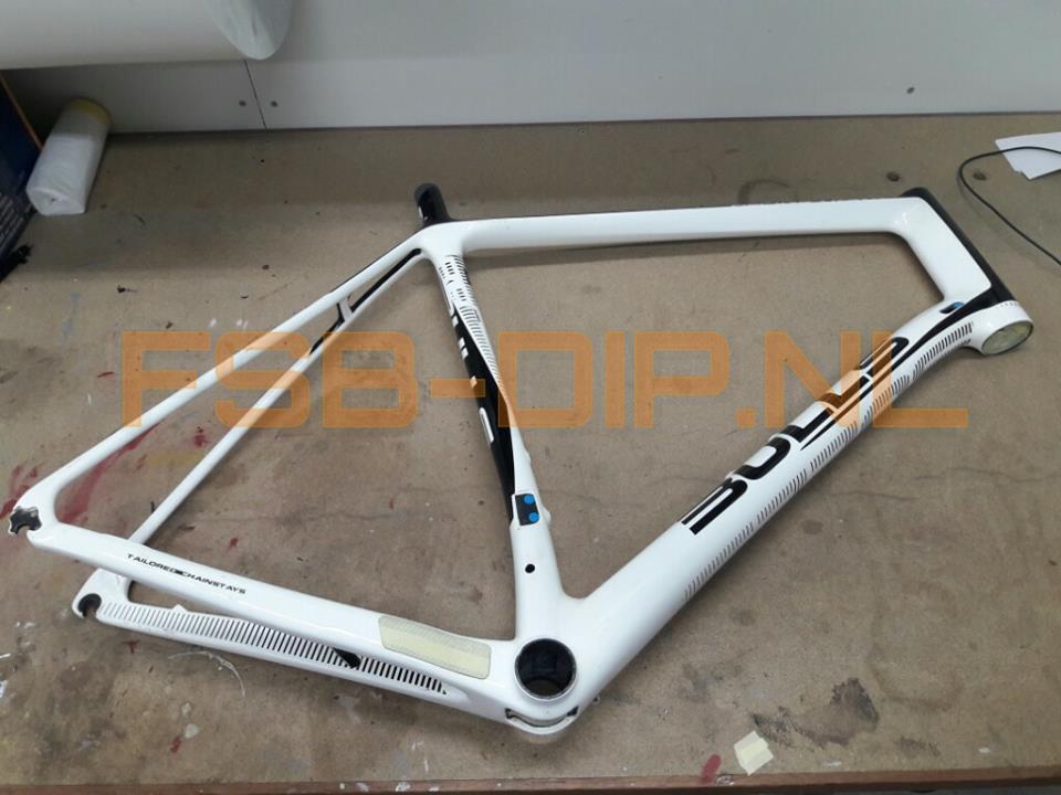hydrodipping fiets frame skulls fsb-dip.nl