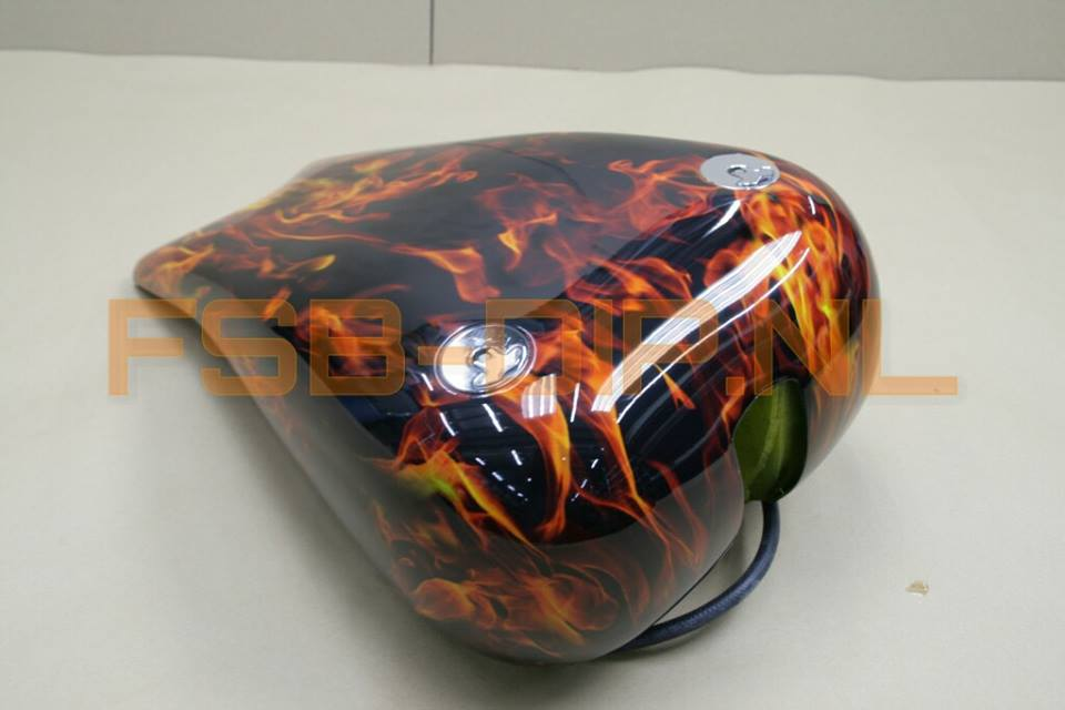 Hydrodipping real flames motor fsb-dip.nl