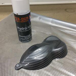 fsb-dip.nl Hydrodipping hobby kit carbon