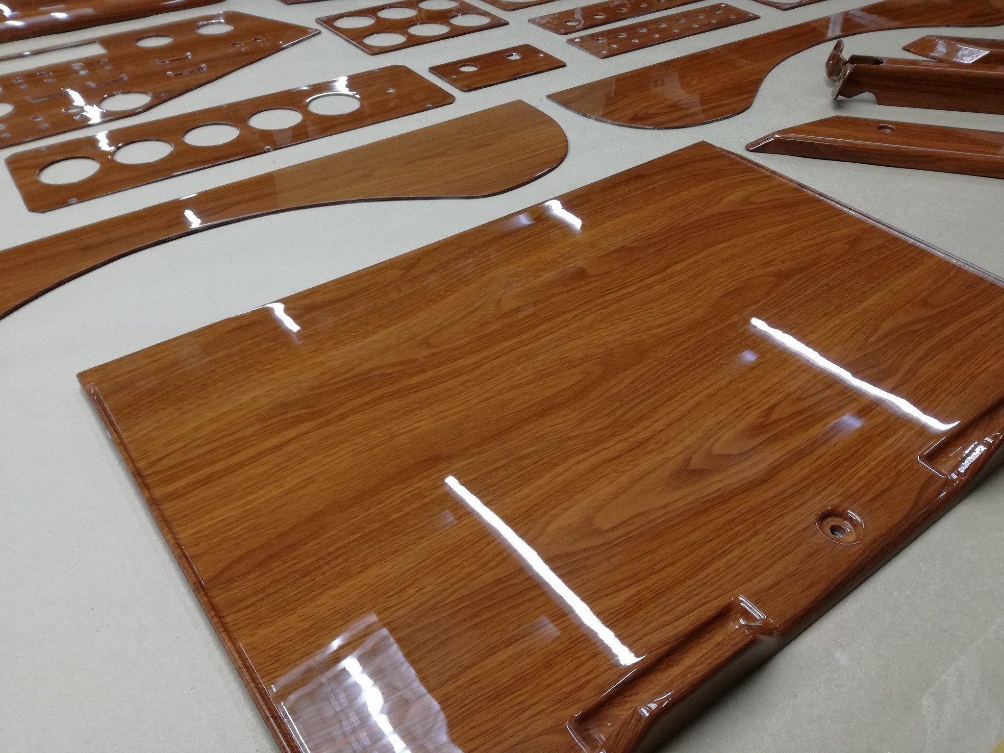 kenworth dashoard wood hydrodip hydrodipping www.fsb-dip.nl