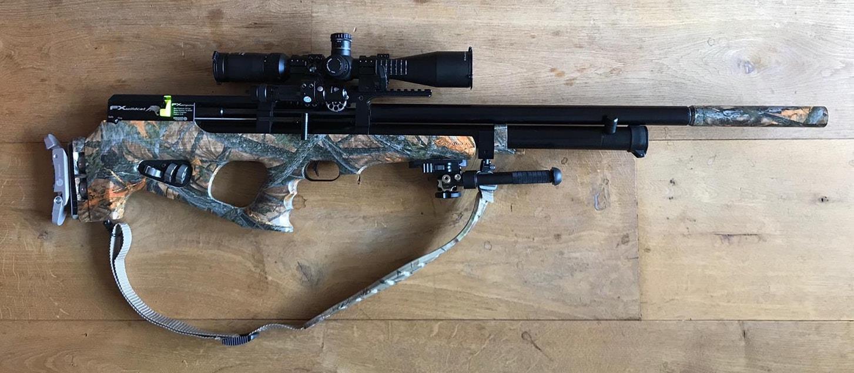 gun jachtgeweer sniper camo real three hydrodip www,fsb-dip.nl