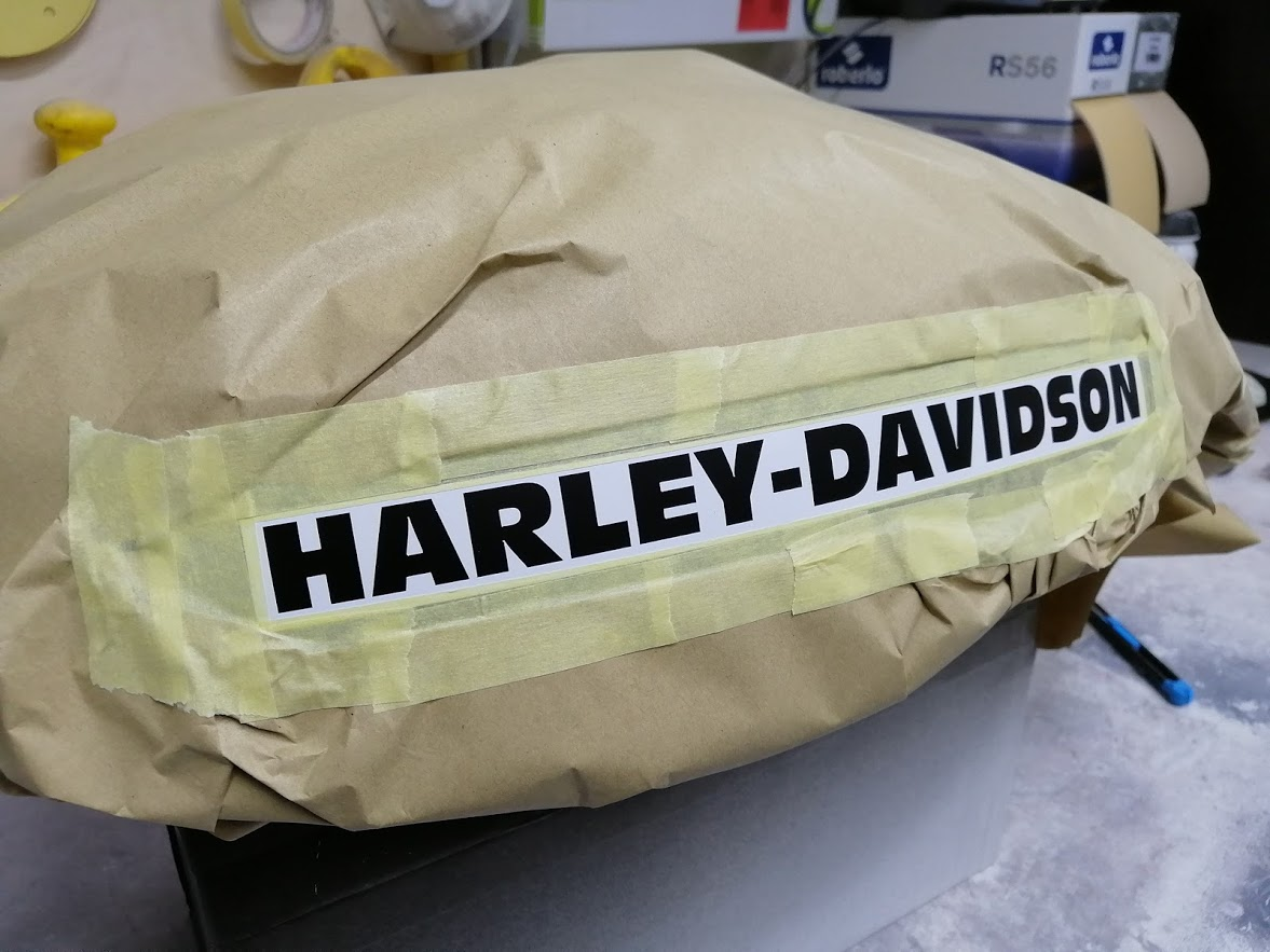 Harley davidson vrod zwart metallic fsb-dip.nl hydrodipping