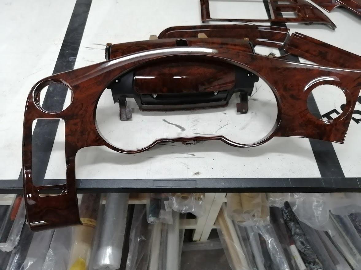 daf 106 xf dashboard notenhout
