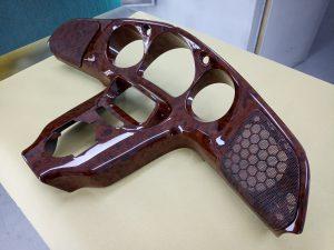 honda goldwing notenhout