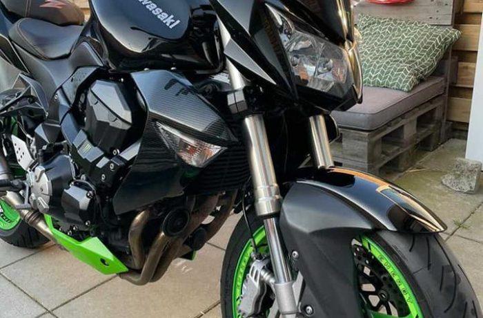 Kawasaki Z750 Carbon