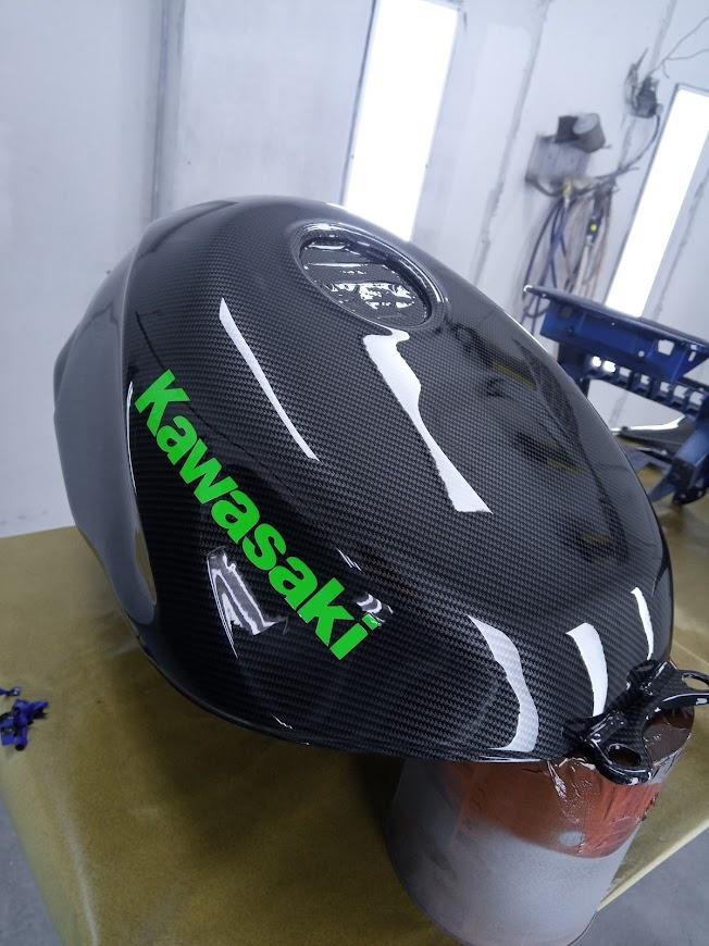 kawasaki ninja 636 carbon hydrodip  fsb-dip.nl