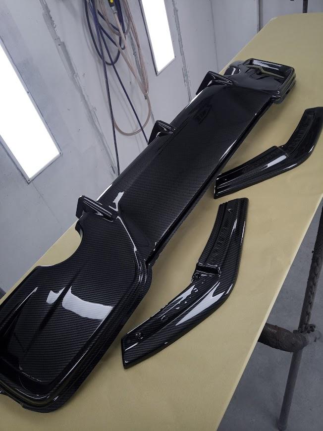 BMW 1-Serie Carbon