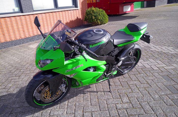 Kawasaki ninja 636 Carbon